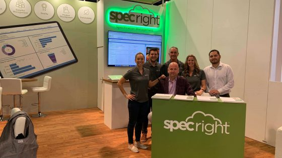 Specright Booth Pack Expo Las Vegas 2019