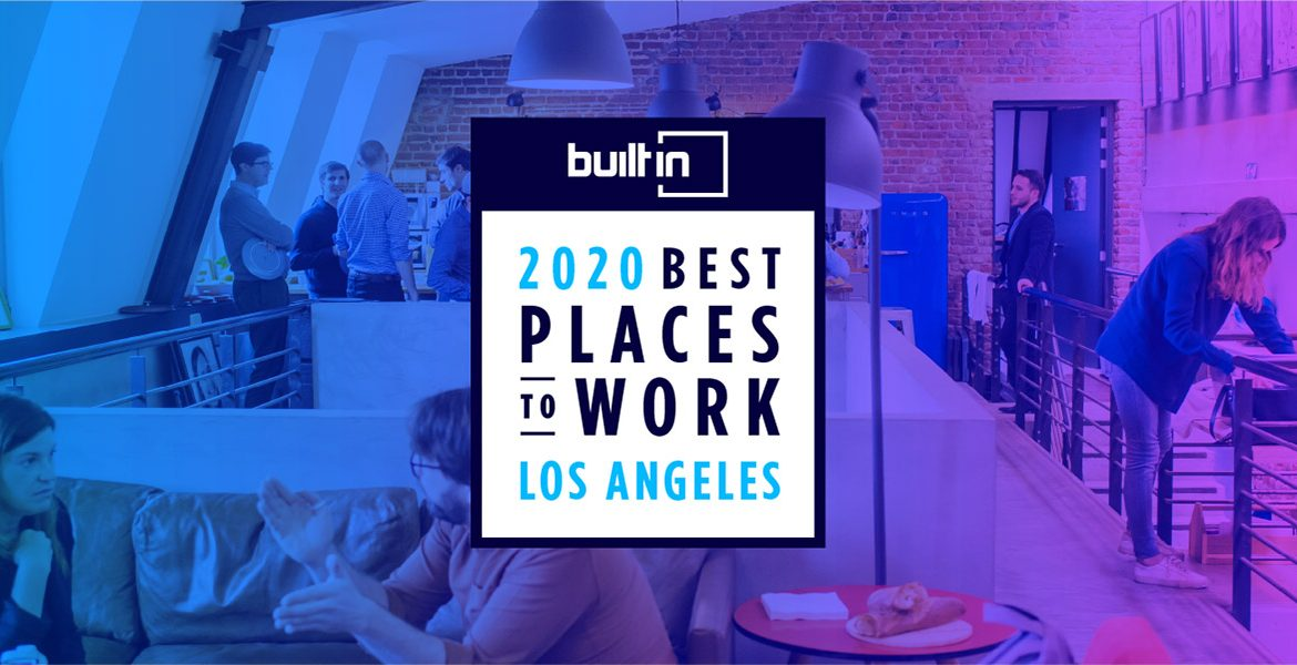 2020 Best Places to Work Specright