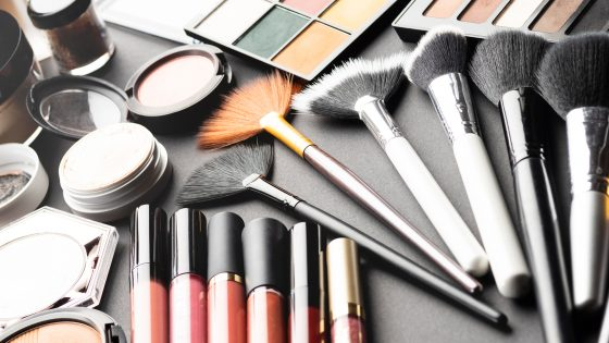 Beauty Cosmetics Blog Image