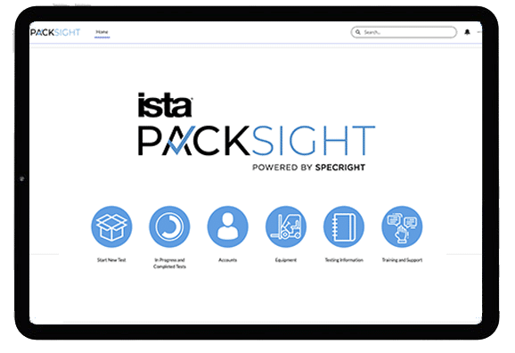 ISTA PACKSIGHT TABLET IMAGE PREVIEW