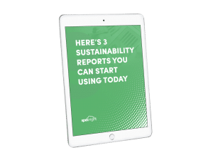 3 Sustainability Reports You Can Start Using Today