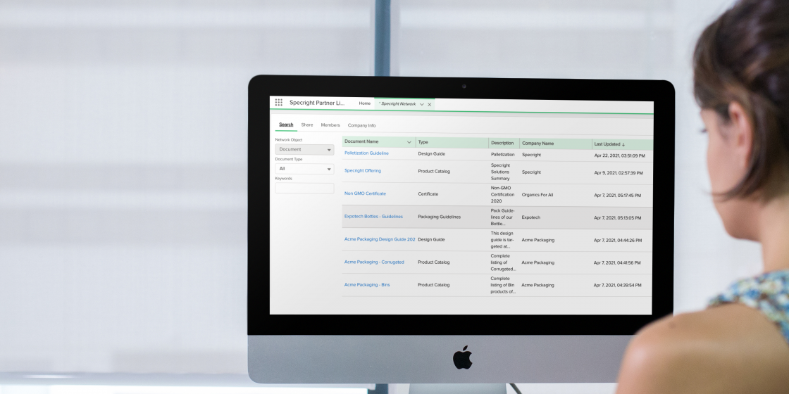 New to Specright: Document Broadcast, Pricing Tables, New Product Development Module, and More
